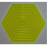Quilters HavenNesting Hexagon - Product Image