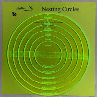 Quilters HavenNesting Circles - Product Image
