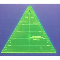 Quilters Haven60 Degree Triangle - Product Image