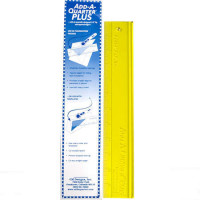 Add A-Quarter Ruler PLUS 12 in - Product Image