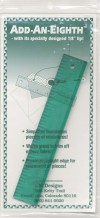 Add An-Eighth Ruler 6 in - Product Image