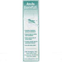Add An-Eighth Ruler Plus 9 in - Product Image