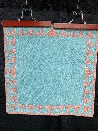 Wall Hanging 1Machine Quilted - Product Image