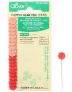 CloverFlower Head Pins - Product Image