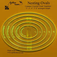 Quilters HavenNesting Ovals - Product Image