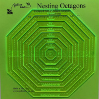 Quilters HavenNesting Octagons - Product Image