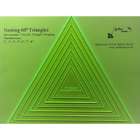 Quilters HavenNesting Triangles 60? - Product Image