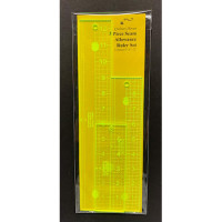 Quilters HavenSeam Allowance Rulers - Product Image