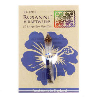 Roxanne Between Quilting Needle Size 10 - Product Image