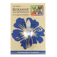 Roxanne Between Quilting Needle Size 12 - Product Image