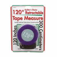 Retractable Tape Measure 120in  - Product Image
