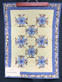Wall Hanging 2Made by Marilyn Stocker - Product Image