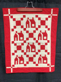 Wall Hanging 5Hand Quilted - 1989 - Product Image